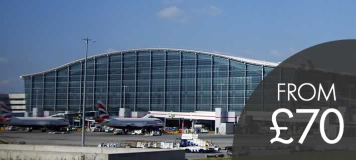 Heathrow airport transfer from Leighton Buzzard at affordable rates