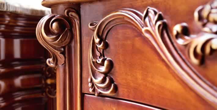 Furniture wax polishing Margate