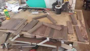 Bespoke fine furniture chairs near Rochester