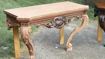 Desk furniture restorer Ashford