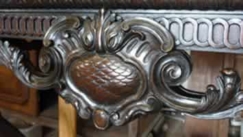 Antique furniture gilding services Whitstable