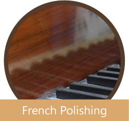 French polishing in Ashford