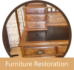 Antique furniture restoration Ashford, Kent