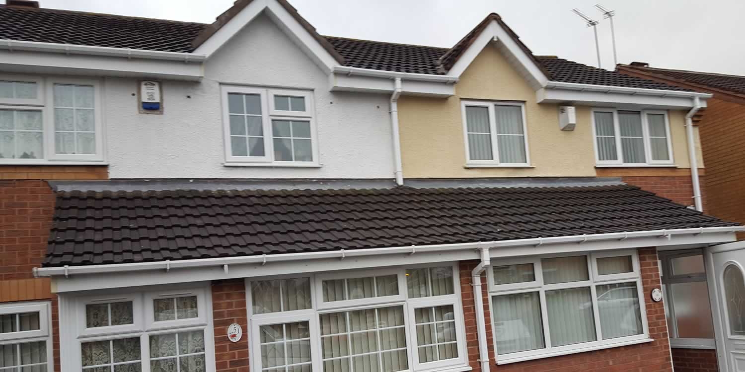 Rubber Roofing Services Roof Repairs Brierley Hill Dudley Halesowen