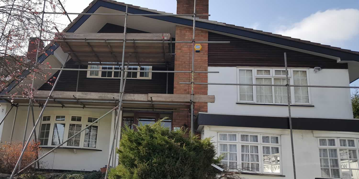 PVCu Guttering Roof Gutters Brierley Hill, Dudley, Halesowen