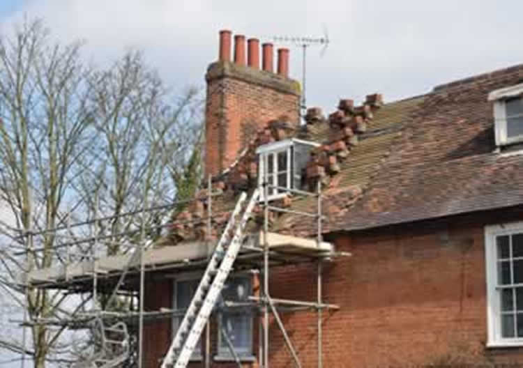 Roof repairs offered in Birmingham