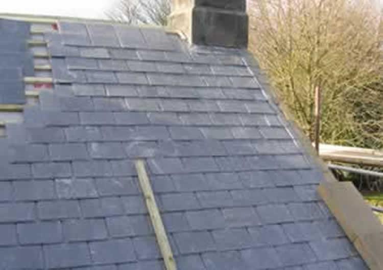 Slate roof repairs in Birmingham